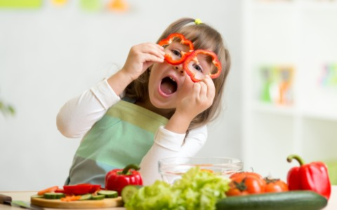 picky eaters, 5 tips to help children broaden their tastes RN