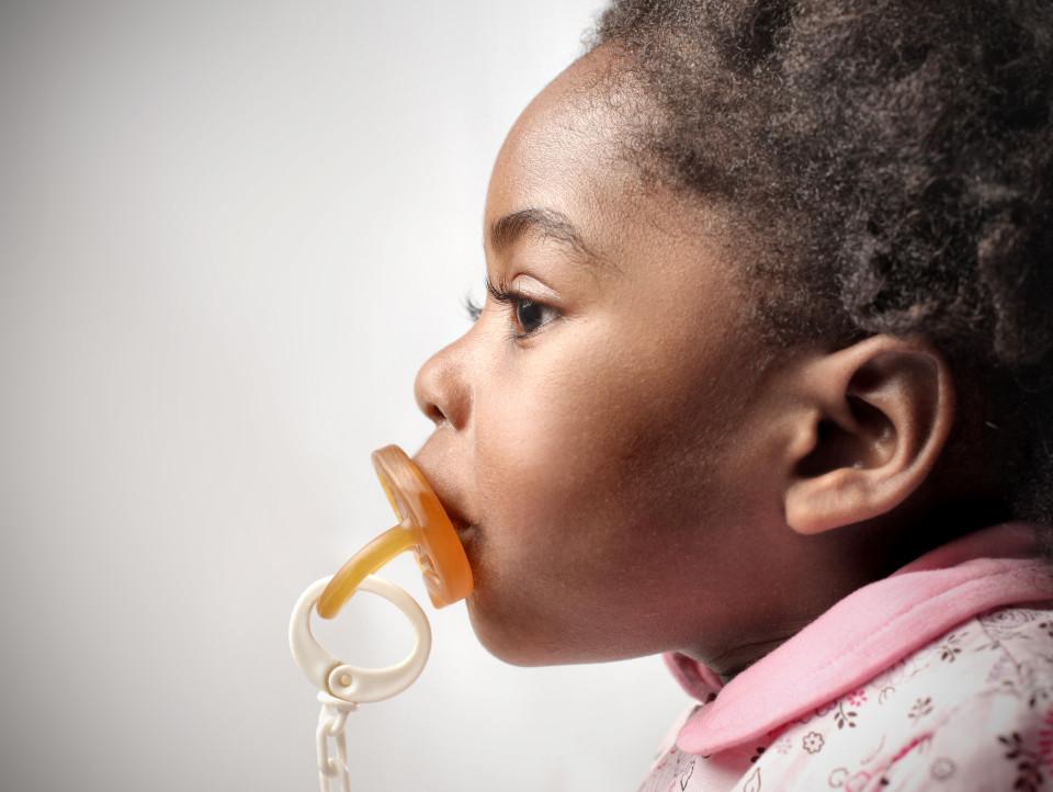 teething baby RN